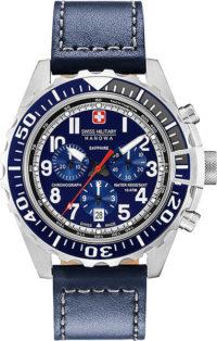 Мужские часы Swiss Military Hanowa 06-4304.04.003 фото 1