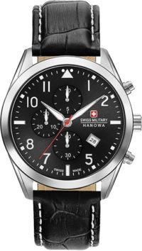 Мужские часы Swiss Military Hanowa 06-4316.04.007 фото 1