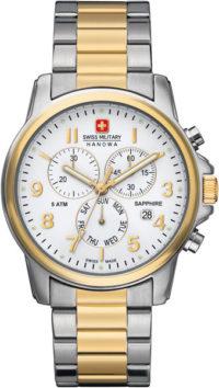 Мужские часы Swiss Military Hanowa 06-5142.1.55.001 фото 1
