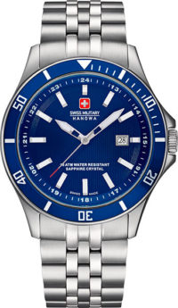 Мужские часы Swiss Military Hanowa 06-5161.2.04.003 фото 1