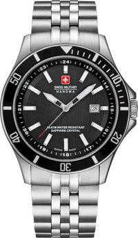Мужские часы Swiss Military Hanowa 06-5161.2.04.007 фото 1
