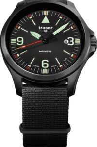Traser TR_108076 P67 Officer Pro Automatic