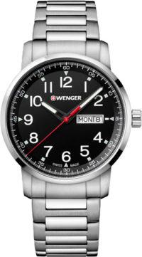 Мужские часы Wenger 01.1541.107 фото 1