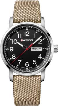 Мужские часы Wenger 01.1541.111 фото 1