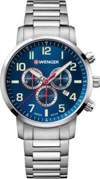 Мужские часы Wenger 01.1543.101 фото 1