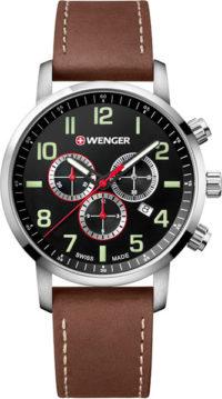 Мужские часы Wenger 01.1543.103 фото 1
