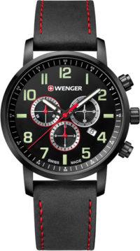 Мужские часы Wenger 01.1543.104 фото 1