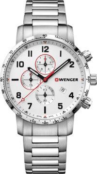 Мужские часы Wenger 01.1543.110 фото 1