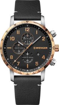 Мужские часы Wenger 01.1543.111 фото 1