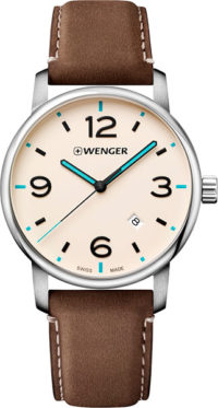 Мужские часы Wenger 01.1741.118 фото 1