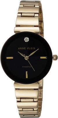 Женские часы Anne Klein 2434BKGB фото 1