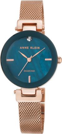 Женские часы Anne Klein 2472NMRG фото 1