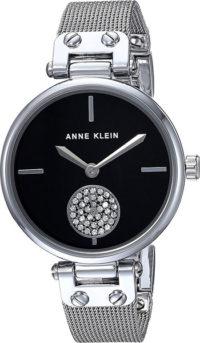 Женские часы Anne Klein 3001BKSV фото 1