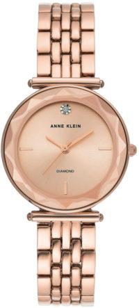 Anne Klein 3412RGRG Diamond