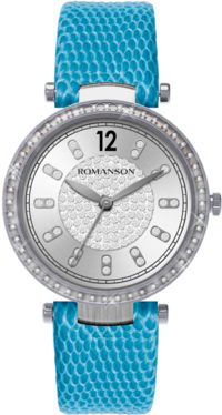 Женские часы Romanson RL6A03QLW(WH) фото 1