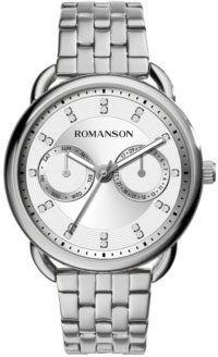 Женские часы Romanson RM9A16FLW(WH) фото 1