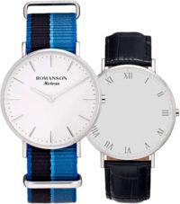 Женские часы Romanson TL6A30UUW(WH)BU фото 1