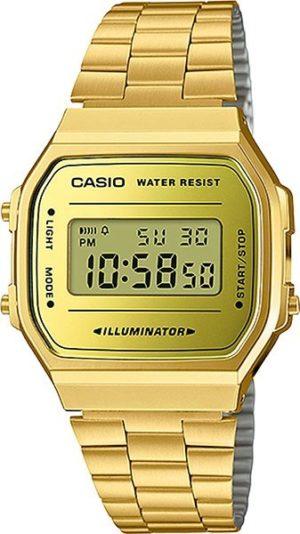 Casio Illuminator A-168WEGM-9E