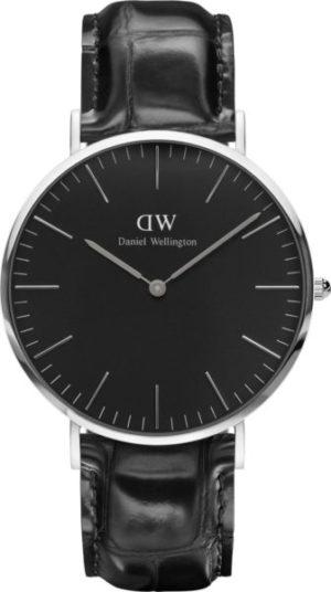 Daniel Wellington DW00100135 Classic Black Reading
