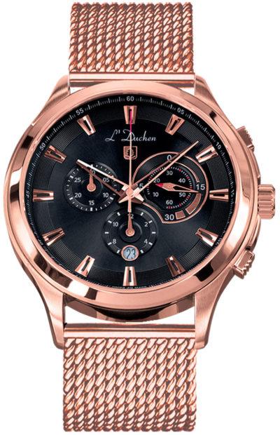 Мужские часы L Duchen D742.41.31M фото 1
