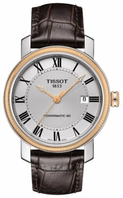 Tissot T097.407.26.033.00 Bridgeport Powermatic 80