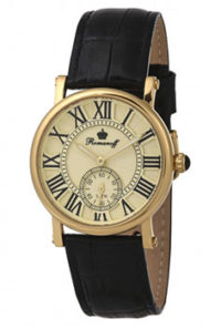 Российские наручные  женские часы Romanoff 40540A5BL. Коллекция Romanoff фото 1