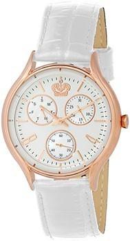 Российские наручные  женские часы Romanoff 6299B1W. Коллекция Romanoff фото 1