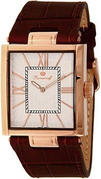 Российские наручные  мужские часы Romanoff 10347-3B1BR. Коллекция Gentleman фото 1