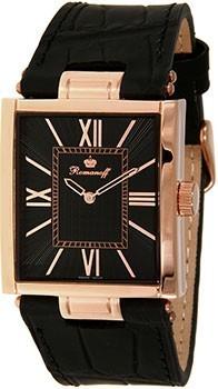 Российские наручные  мужские часы Romanoff 10347-3B3BL. Коллекция Gentleman фото 1