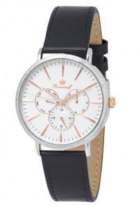 Российские наручные  мужские часы Romanoff 10564T-TB1BL. Коллекция Platinum фото 1