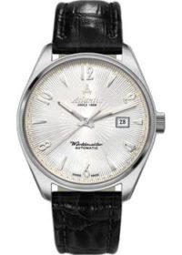 Швейцарские наручные  женские часы Atlantic 11750.41.25S. Коллекция Worldmaster фото 1