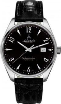 Швейцарские наручные  женские часы Atlantic 11750.41.65S. Коллекция Worldmaster фото 1
