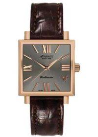 Швейцарские наручные  женские часы Atlantic 14350.44.48. Коллекция Worldmaster фото 1