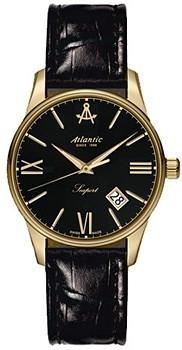 Швейцарские наручные  женские часы Atlantic 16350.45.65. Коллекция Seaport фото 1