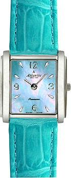 Швейцарские наручные  женские часы Atlantic 27040.41.97. Коллекция Seamoon фото 1