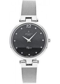 Швейцарские наручные  женские часы Atlantic 29037.41.61MB. Коллекция Elegance фото 1