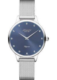 Швейцарские наручные  женские часы Atlantic 29038.41.57MB. Коллекция Elegance фото 1