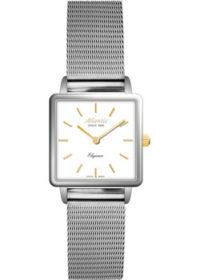 Швейцарские наручные  женские часы Atlantic 29041.41.11GMB. Коллекция Elegance фото 1