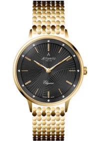 Швейцарские наручные  женские часы Atlantic 29042.45.61. Коллекция Elegance фото 1