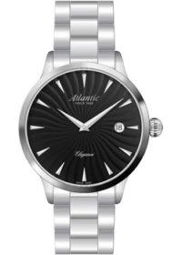 Швейцарские наручные  женские часы Atlantic 29142.41.61МВ. Коллекция Elegance фото 1