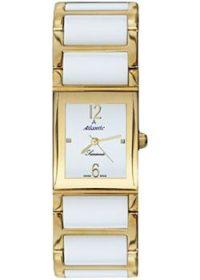Швейцарские наручные  женские часы Atlantic 92045.55.15. Коллекция Searamic фото 1