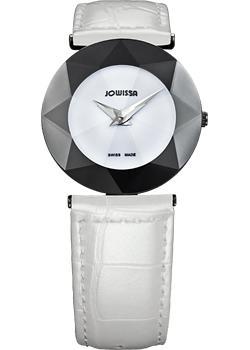 Швейцарские наручные  женские часы Jowissa J5.094.M. Коллекция Faceted фото 1