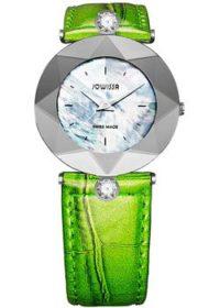 Швейцарские наручные  женские часы Jowissa J5.313.M. Коллекция Facet фото 1