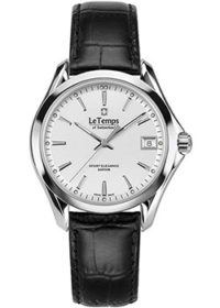 Швейцарские наручные  женские часы Le Temps LT1030.01BL01. Коллекция Sport Elegance фото 1