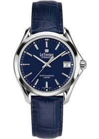 Швейцарские наручные  женские часы Le Temps LT1030.03BL03. Коллекция Sport Elegance фото 1
