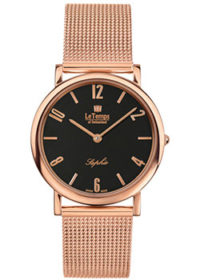 Le Temps LT1085.52BD02 Zafira Slim
