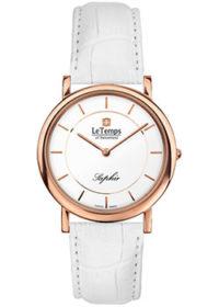 Le Temps LT1085.53BL54 Zafira Slim