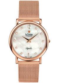 Le Temps LT1085.55BD02 Zafira Slim