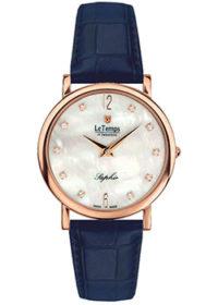 Le Temps LT1085.55BL53 Zafira Slim