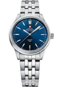 Швейцарские наручные  женские часы Swiss military SMP36010.09. Коллекция Classic фото 1